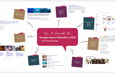 How to dominate the Google Search Results in 2021 - SEO Tips